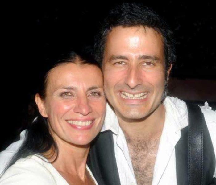 Silvia Priori e Roberto Gerbolès