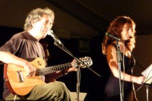 Eugenio Bennato e Francesca Galante in SUR